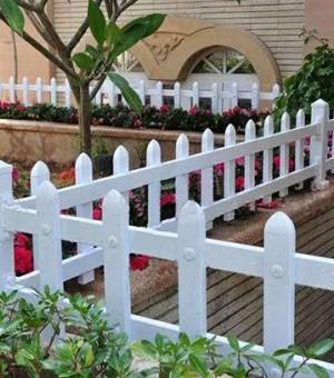 PVC塑钢护栏
